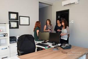 Inauguration nouveaux bureaux LCLD